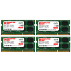Komputerbay 32GB (4x 8GB) PC3-10600 10666 1333MHz SODIMM 204-Pin Laptop Memory 9-9-9-24 for PC only - not MAC