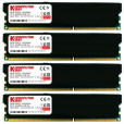 Komputerbay 32GB (4x 8GB) DDR3 PC3-12800 1600MHz DIMM with Black Heatspreaders 240-Pin RAM Desktop Memory 10-10-10-27 XMP ready