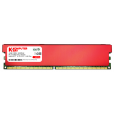 Komputerbay 4GB DDR2 DIMM (240 pin) 800MHZ PC2-6400 PC2-6300 Desktop RAM with Red Heatspreaders for extra Cooling CL 5-5-5-12