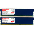 Komputerbay 8GB (2 X 4GB) DDR3 DIMM (240 pin) 1600Mhz PC3 12800 8 GB KIT (9-9-9-25) with Heatspreader for extra Cooling