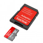 SanDisk 64GB Mobile Ultra MicroSDXC Class 10 UHS-1 30MB/s Memory Card with SD Adapter - Retail Packaging with Komputerbay SDXC USB Reader