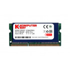 Komputerbay 4GB DDR3 SODIMM (204 pin) 1066Mhz PC3 8500 for Apple 4 GB with SODIMM Heatsink for extra cooling (7-7-7-20)