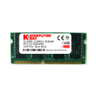 Komputerbay 512MB SDRAM SODIMM (144 Pin) LD 133Mhz PC133 FOR Dell Latitude C610 P1.0G 512MB