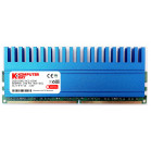 Komputerbay 2GB DDR2 DIMM (240 pin) 800MHZ PC2-6400 PC2-6300 2 GB with Crown Series Heatspreader for extra Cooling CL 5-5-5-18