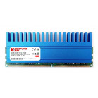 Komputerbay 2GB DDR2 DIMM (240 pin) 1066MHZ PC2-8500 2 GB with Crown Series Heatspreader for extra Cooling CL 5-7-7-25