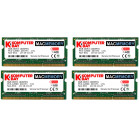 Komputerbay MACMEMORY 32GB (4x 8GB) PC3-12800 1600MHz SODIMM 204-Pin Laptop Memory 10-10-10-27 for Apple Mac