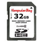 Komputerbay 32GB SDHC Secure Digital High Capacity Flash Memory Card with SD USB Reader - Ultra High Speed Class 6