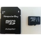 Komputerbay 64GB Class 10 UHS-1 Grade 1 70MB/s MicroSDXC Pro Memory Card using Samsung NAND with Komputerbay SD Adapter