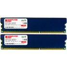Komputerbay 16GB (2x 8GB) DDR3 PC3-12800 1600MHz SODIMM 204-Pin Laptop Memory 10-10-10-27 with Blue Heatspreaders 1.5V