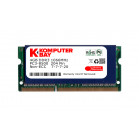 Komputerbay 4GB DDR3 SODIMM (204 pin) made with Hynix semiconductors 1066Mhz PC3 8500 4 GB with SODIMM Heatsink for extra cooling (7-7-7-20)