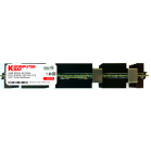 Komputerbay 4GB DDR2 PC2-5300F 667MHz CL5 ECC Fully Buffered FB-DIMM (240 PIN) 4 GB w/ Heatspreaders for Apple computers